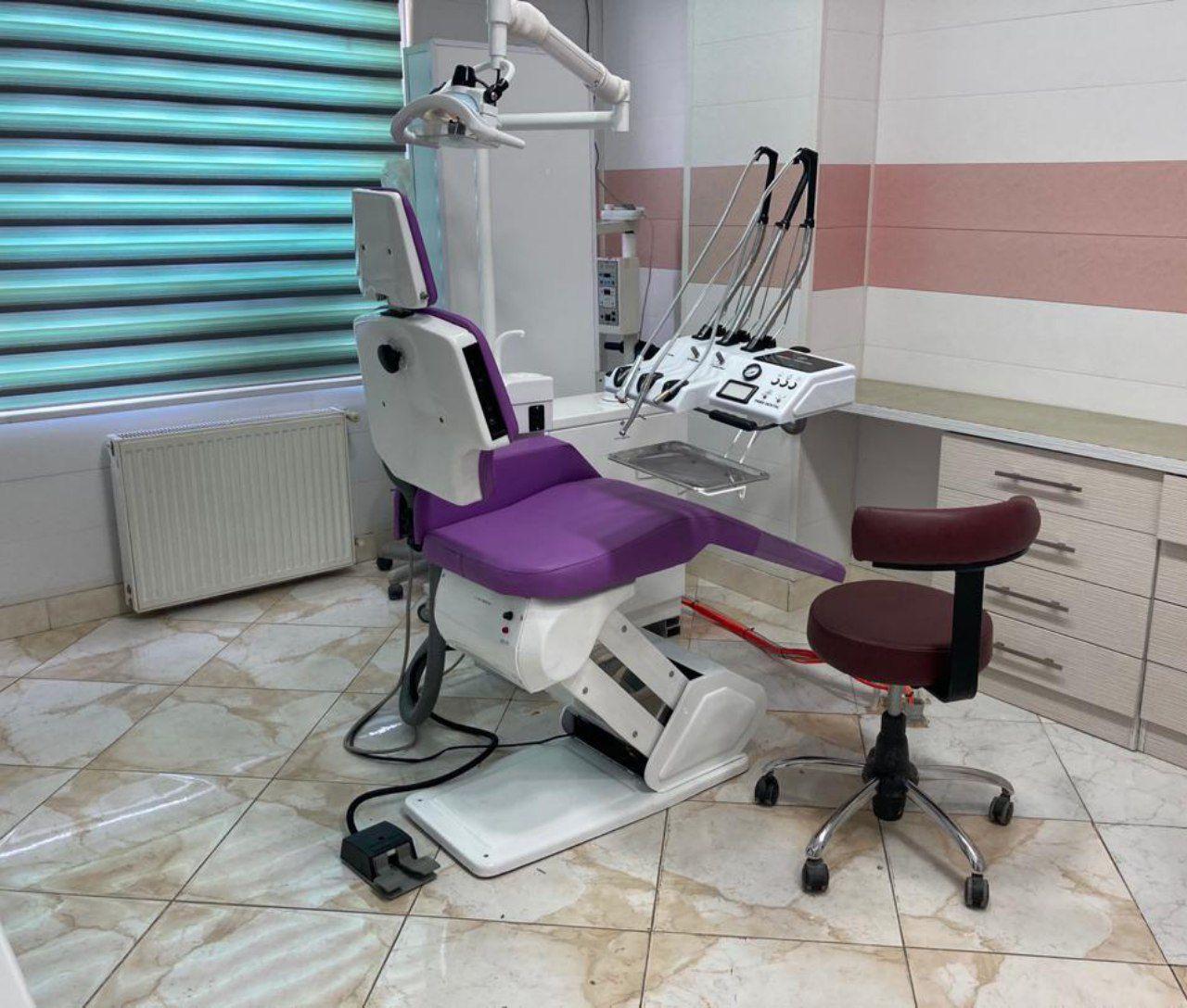 قزوین، نیاز به دندانپزشک