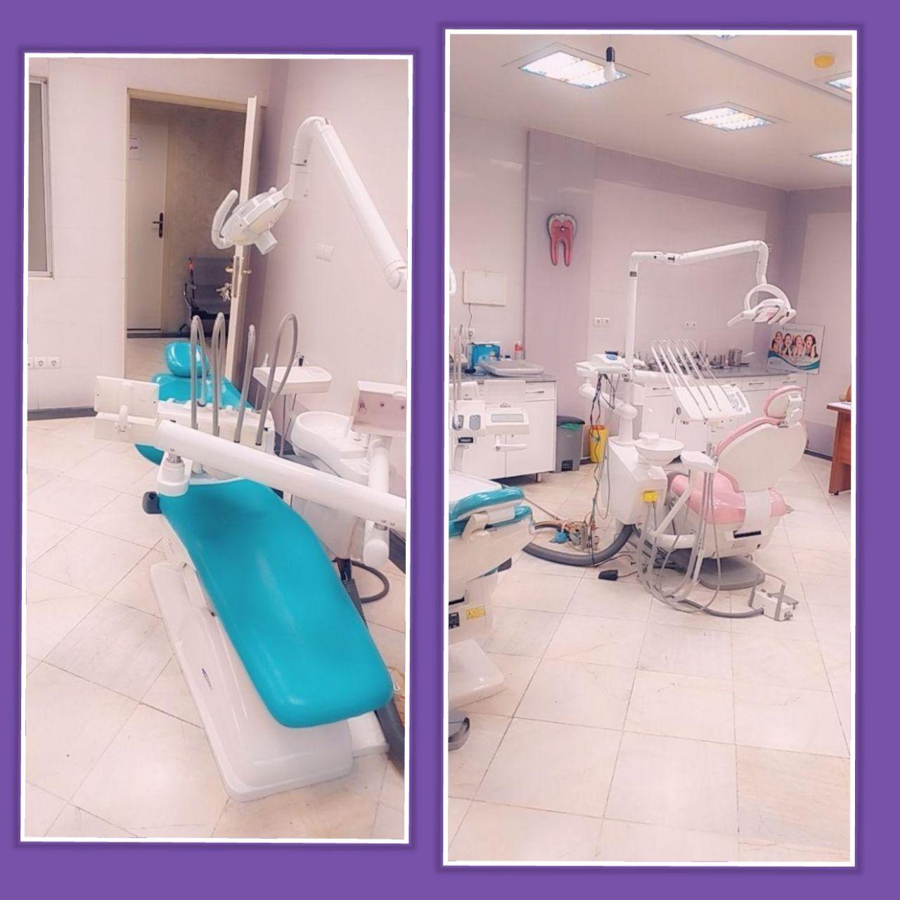 غرب تهران: استاد معین، اجاره واحد دندانپزشکی