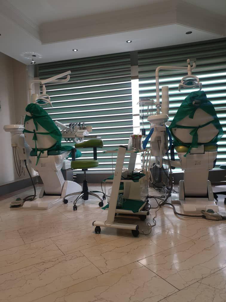 تهران: محدوده بهشتی، نیاز به دندانپزشک با پروانه تهران
