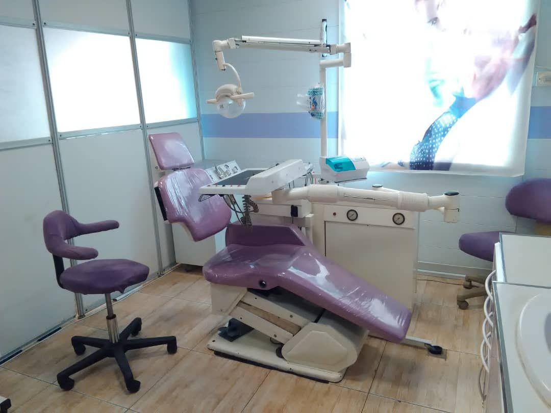تهرانپارس: اجاره یا فروش مطب دندانپزشکی