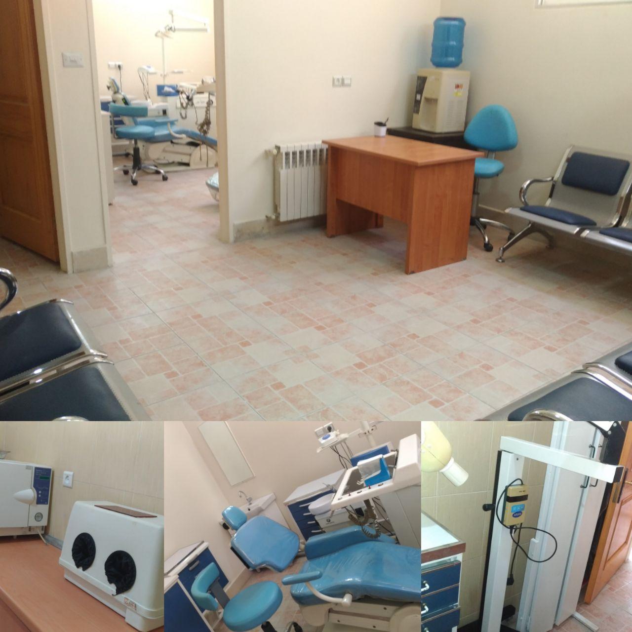 اصفهان: رباط، رهن و اجاره مطب دندانپزشکی