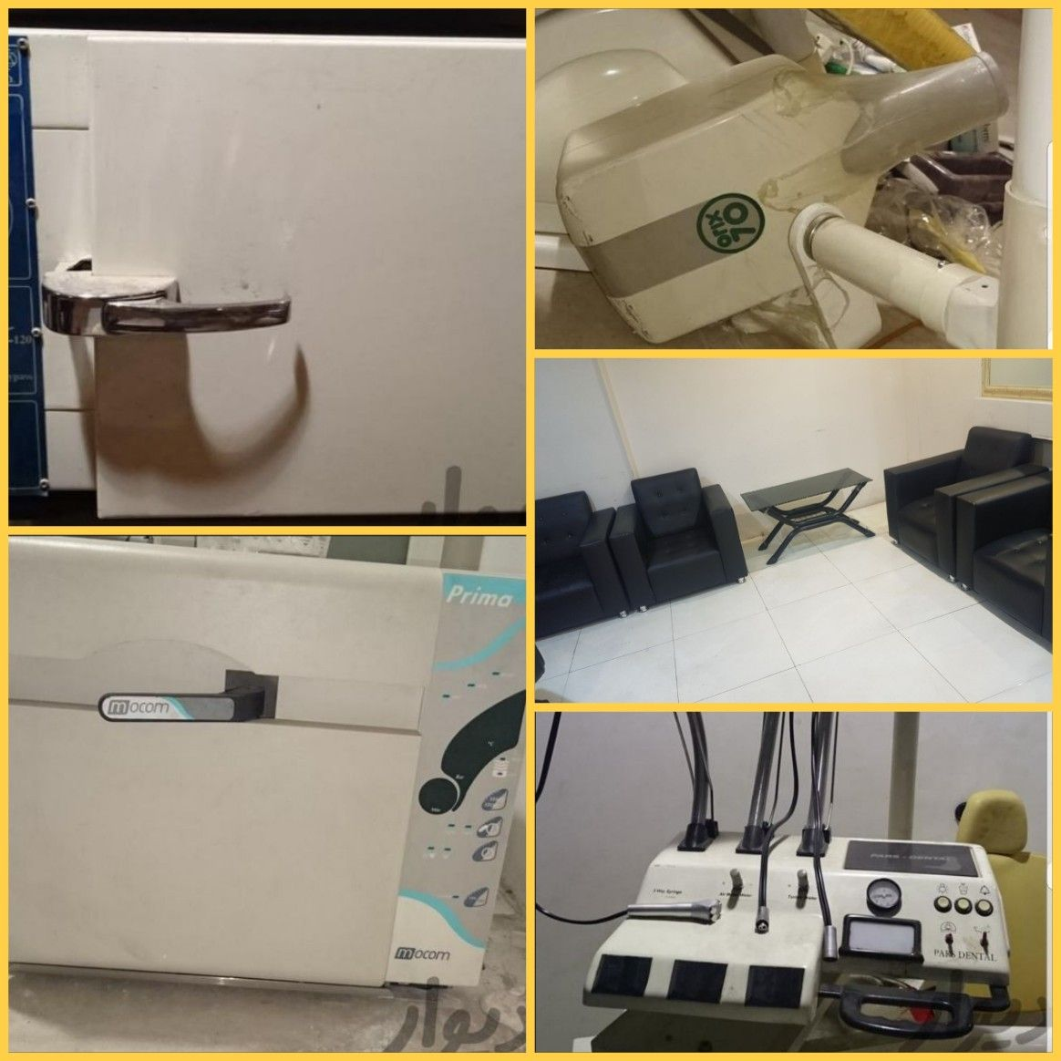 تهران: فروش تجهیزات مطب دندانپزشکی