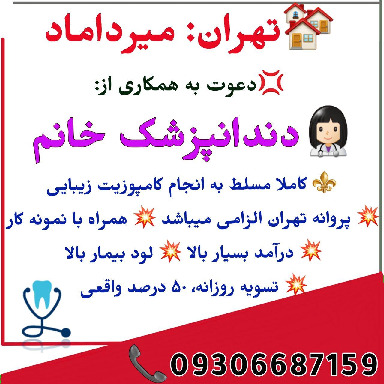 تهران: میرداماد